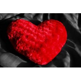 Soft Heart print